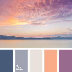 Цветовая палитра №3384