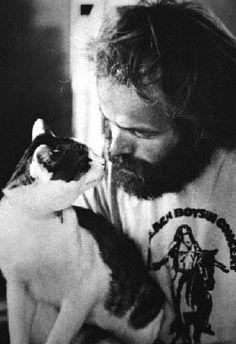Al Jardin, guitarist, singer songwriter, founding member of the Beachboys and cat lover.