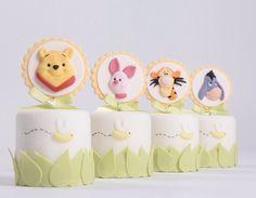 Torta de Pooh!