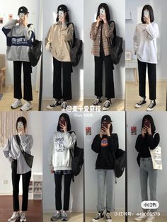 Kpop Fashion Outfits, Tomboy Fashion, Mode Outfits, Retro Outfits, Cute Casual Outfits, Streetwear Fashion, Boyish Outfits, Fashion Hacks, 2000s Fashion