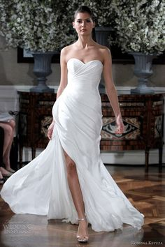 romona keveza bridal spring 2013 couture collection