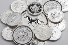 Ermäßigter Steuersatz auf Silbermünzen fällt weg. Anleger, die sich für Silber…