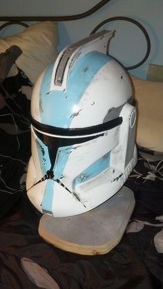 Ep. II Clone Helmet