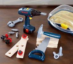 Bosch Tools Set #pbkids. Thatch birthday