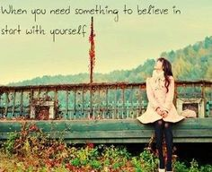 Believe in yourself   - lmvus.com