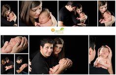 Studio Photography of Newborn