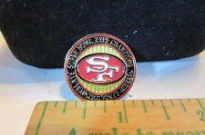 Vintage Football Hat Or Lapel Pin-1994 San Francisco 49ers Super Bowl XXIX