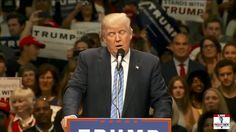 Full Event Donald Trump and Speech Holds Rally in Anaheim - CA (5-25-16)