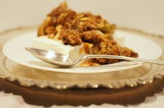 Apple crumble by lumo lifestyle