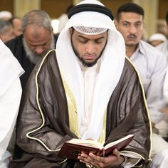 موقف الأعراف - تلاوة تصويرية مؤثرة جدا من صلاة القيام ليلة 25 1435- أحمد النفيس