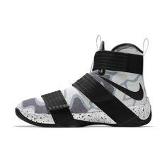 designer fashion ebfc9 0929a Nike Zoom LeBron Soldier 10 iD Men s Basketball Shoe