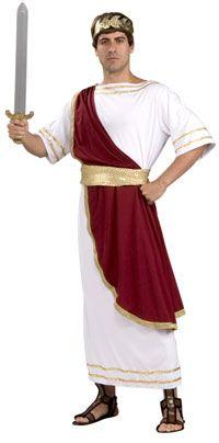 Julius Caesar Adult Costume - Roman Costumes