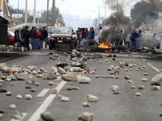 """Las autoridades sanitarias chilenas advirtieron ayer sobre una eventual """"catástrofe sanitaria"""" si mueren medio millón de cerdos en una planta paralizada por protestas de vecinos de una localidad del norte de Chile, quienes se manifiestaron por los malos olores que emanan de la instalación. Ver más en: http://www.elpopular.com.ec/53263-catastrofe-sanitaria.html?preview=true"""
