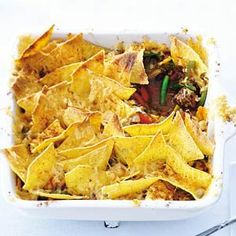 Recept - Ovenchili met tortillachips - Allerhande
