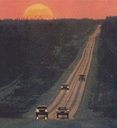 sundown traffic