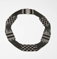 Wiener Werkstatte Style Necklace