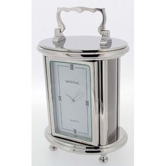Shop wayfair.co.uk for your Art Deco Oval Carriage Clock. Find the best deals on all Mantel Clocks products, great selection and free shipping on many items!