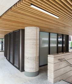 Hunter Douglas produces its first radialised grill ceiling in UK