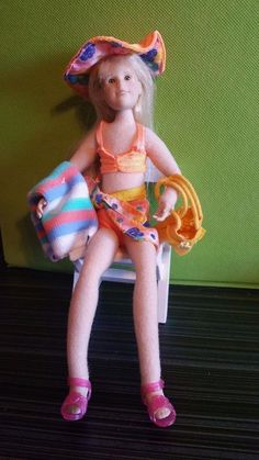 Only Hearts Club Doll ~ Karina Grace Dressed for the beach ~ NIB