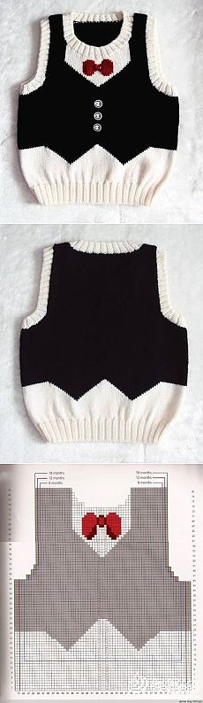 This Pin was discovered by Roc Baby Knitting Patterns, Knitting For Kids, Cardigan Bebe, Knitted Baby Cardigan, Knit Or Crochet, Crochet Baby, Pull Bebe, Baby Coat, Sweater Design