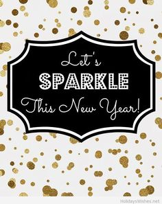 New Year s Eve Printable