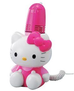 Hello Kitty Vacuum Cleaner -Craziest Gadgets