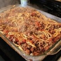 TACO SPAGHETTI TO DIE FOR - Quick Recipes Guide Taco Spaghetti, Spaghetti Casserole, Spaghetti Recipes, Pasta Recipes, Spaghetti Sauce, Sausage And Potato Bake, Smoke Sausage And Potatoes, Shrimp And Sausage Pasta, Cajun Shrimp