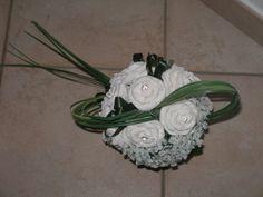 Bouquet da sposa rotondo!!