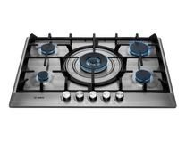 Bosch 5 Burner Gas Hob   Extra Wide Gas Hobs   Kitchen Appliances   Howdens Joinery