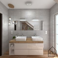 Choosing the Right Bathroom Vanity Contemporary Bathrooms, Modern Bathroom, Small Bathroom, Master Bathroom, Bathroom Ideas, Bad Inspiration, Bathroom Inspiration, Toilette Design, Diy Vanity