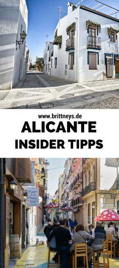 Alicante in Spanien erleben - mit vielen Insider Tipps und Tricks über shoppen, essen und erleben.