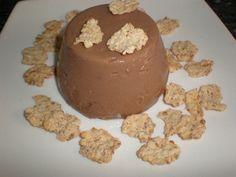 Flan de cacao con Stevia Ingredientes (para 8 natillas) 4 Cucharadas soperas de preparado en polvo, para natillas caseras 1...