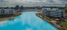 @LagoonPilar inauguró su Crystal Lagoons de 3,5 hectáreas.