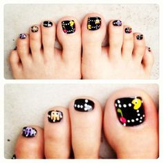 these are really cute but I don't know if I'd ever have the patience to do them!