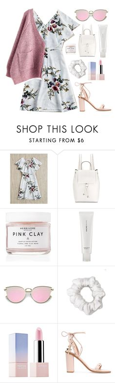 """Hola"" by mode-222 ❤ liked on Polyvore featuring French Connection, Herbivore, AmorePacific, American Apparel, Sephora Collection and RED Valentino"