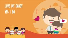 Watch our 'Love My Daddy Yes I Do Song' music video with song lyrics and sing along with the kids! #fathersday #prek  Love somebody Yes I do  Love somebody Yes I do  Love somebody Yes I do  Love somebody  Can you guess who?   Love my daddy Yes I do  Love my daddy Yes I do #kidsongs