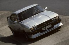 Ford Capri 2.8 Turbo MK3-1981