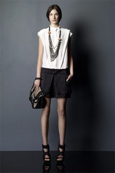 Proenza Schouler Resort 2010 Collection Slideshow on Style.com