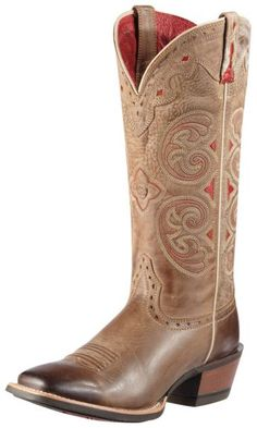 Ariat Madrina Cowgirl Boots - Square Toe available at #Sheplers