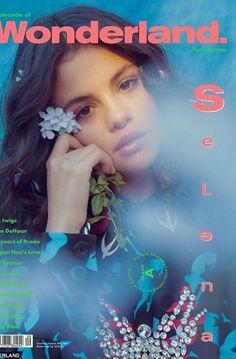 Selena Gomez Wonderland Magazine October 2015