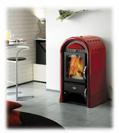 Modern Woodburner   Sideros · Wood Burning ...