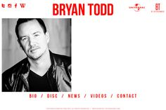 News about our board member music producer Bryan Todd