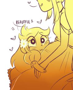 Star Butterfly baby