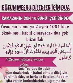 Read the last 10 days of Ramadan - Kurani Oku Circumcision, Allah Islam, Islamic Quotes, Cool Words, Karma, Prayers, Reading, 10 Days, Instagram