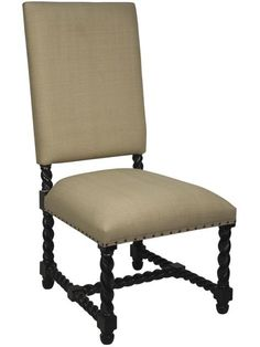 A Pair of Elizabethan Style Side Chairs | LH Exchange