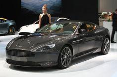 Aston Martin DB 9 -  Istanbul Auto Show 2015