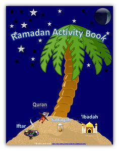 A Muslim Child is Born: Ramadan Activity Book