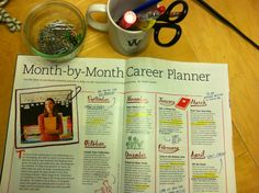 Monthly professional mini-goals to help you boost your career. From Scholastic Instructor Magazine.