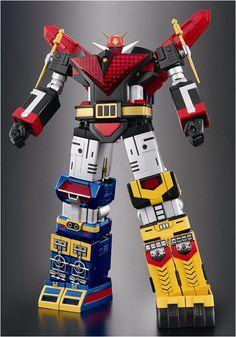 King Card, Super Robot, Gundam, Transformers, My Favorite Things, Robots, Japanese, Cartoon, Superhero