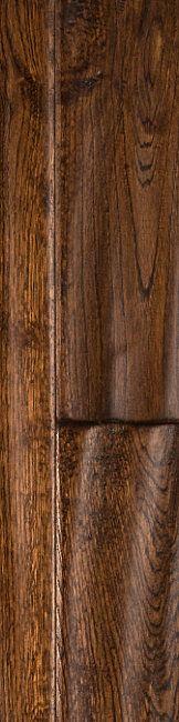 "$4.69 Virginia Mill Works Co.- 3/4"" x 4-3/4""Cambridge Oak Prefinished Handscraped Solid Flooring"